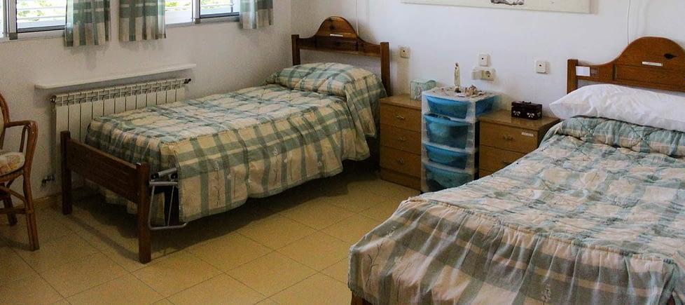 Residencia de ancianos en Madrid
