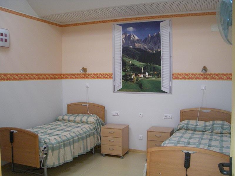 Centro de mayores en Madrid